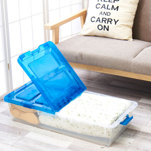 Toys Organizer Underbed Plastic Storage Box Storage Box For Cloth