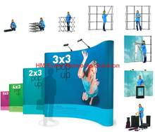 Pop Up Display Backdrop Straight/Curved