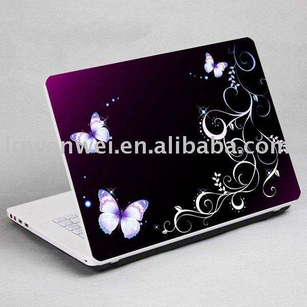 2013 strass 3d laptop sticker