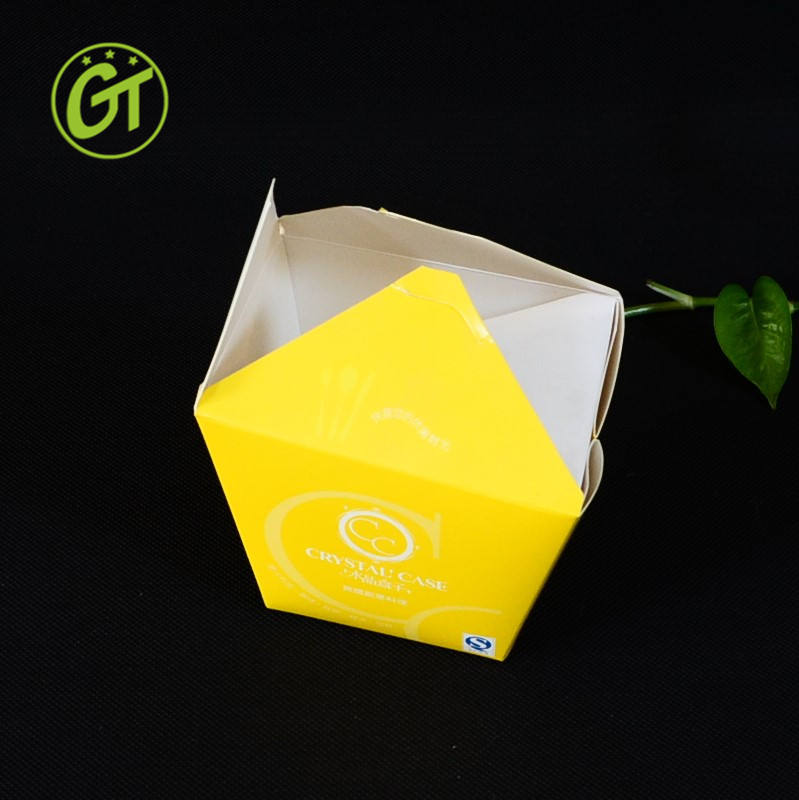 Disposable Paper Noodle Boxes Lunch Take Away Food Boxes and Cup for Food Package