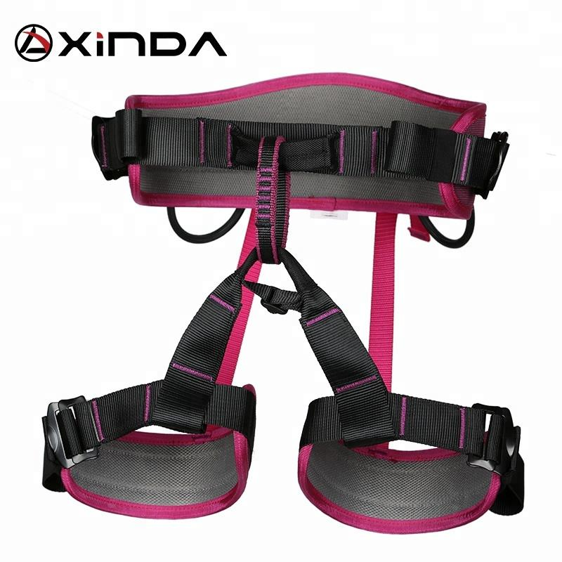 XINDA half body harness for construction worker fall arrest fall protection rock climbing