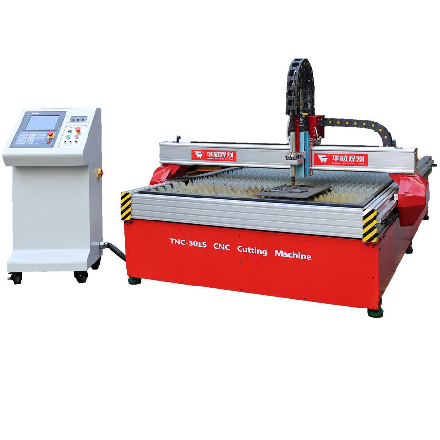 CNC 플라즈마 표 Cutting Machine ETNC-3015 Huawei Strong Frame 빛 <span class=keywords><strong>갠트리</strong></span> Fast Speed