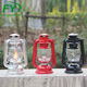 15*11.5*H24cm Outdoor hanging glass burner hurricane antique oil lamp