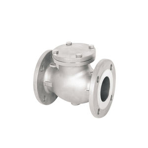 JIS 150K/300K SCS13 SCS14 SS304 Flange/clamp/butt weld/socket weld/thread Ends Stainless Steel Hydraulic swing check Valve