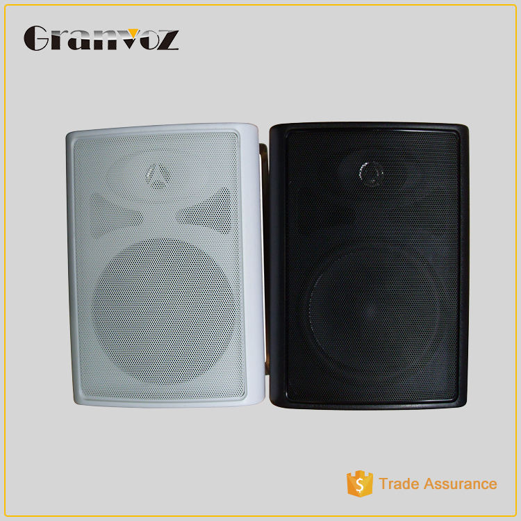 Most popular TSA-65 coaxial wall mount speaker 4.5 inch ABS plastic enclosure 35w 30w 40w speaker for conference 100v