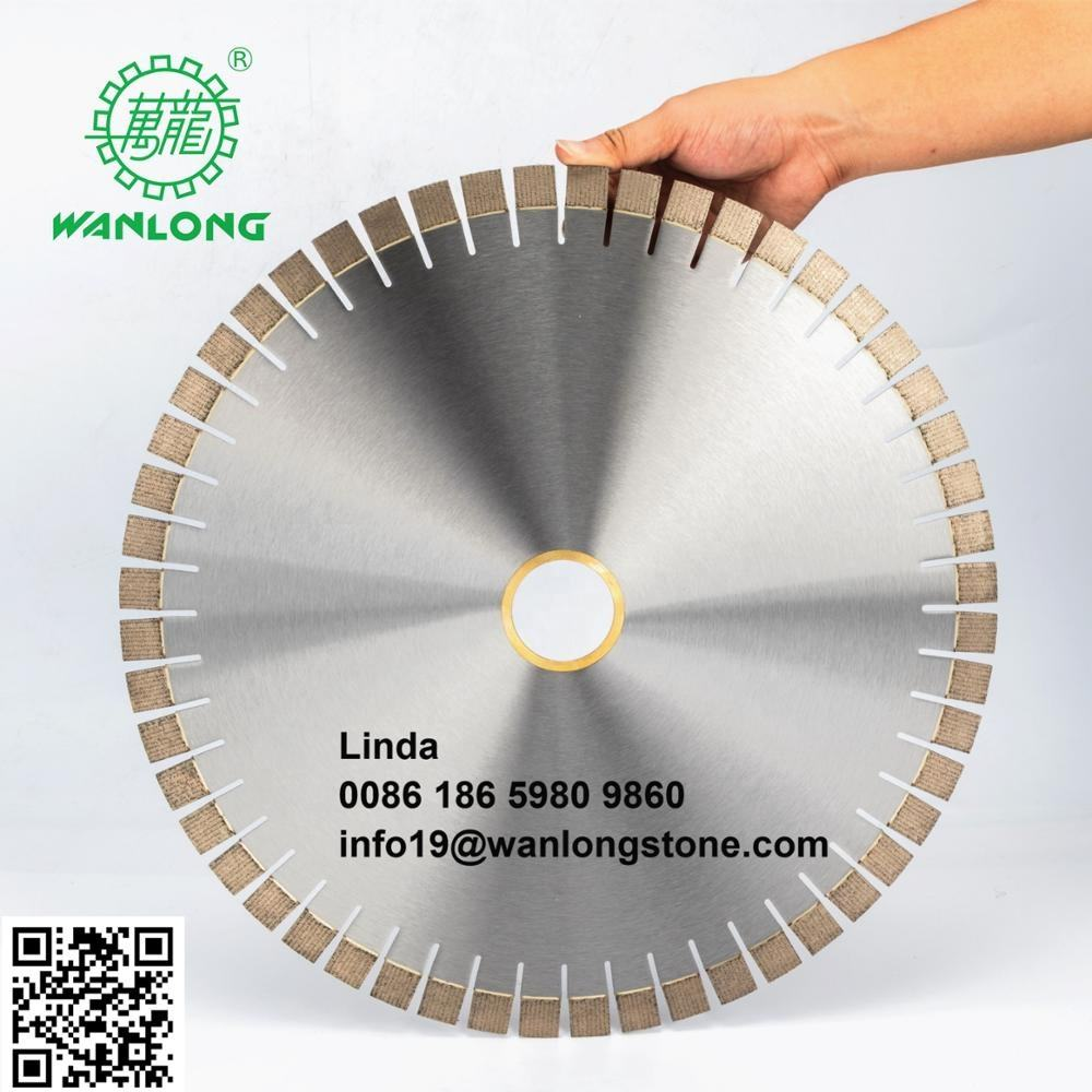 sample available 350mm Granite Marble Stone Cutting Disc Diamond Cutting Bond Carbide Saw Blade for Sandstone cutting paper