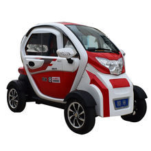 High quality  moped car electric with 2/3 seats