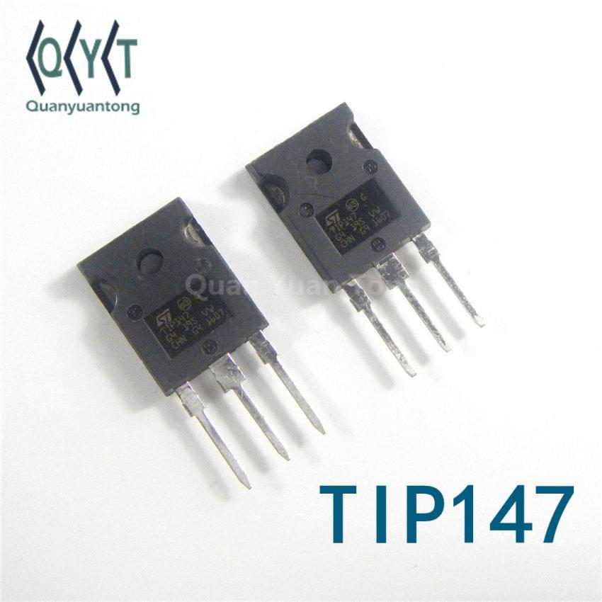 lotto di 5 Tip117 TRANSISTOR TO-220