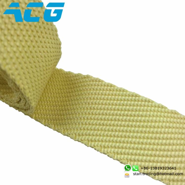 Para/Meta Aramid Tape Fire Proof Kevlar Tape