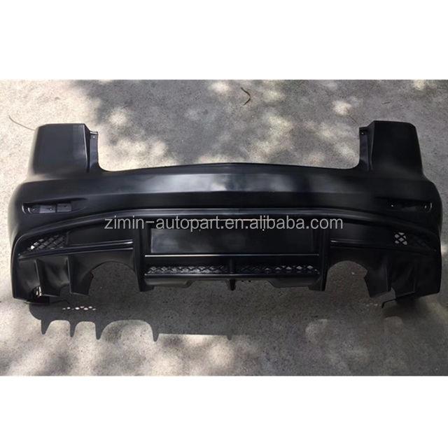Aftermarket MITSU*BUSHI V*aris Modified PP Plastic Rear Bumper