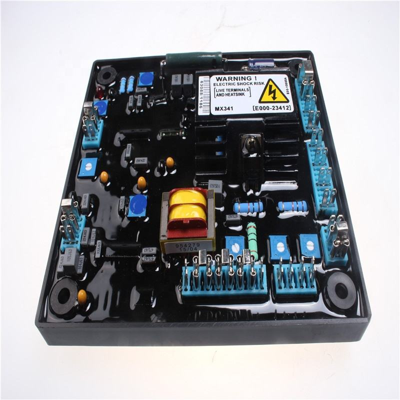 Mx341 AVR Generator Automatic Voltage Regulator untuk Pmg Sistem