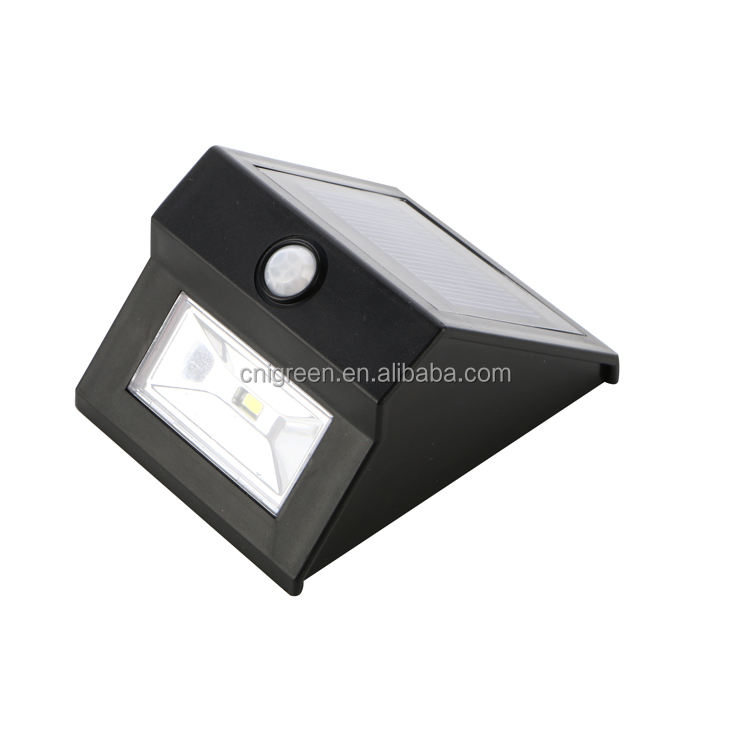 Led Solar Garden Lights Bright Solar Outdoor Motion Active LED Lights For Garden Patio Fencing Path Lighting