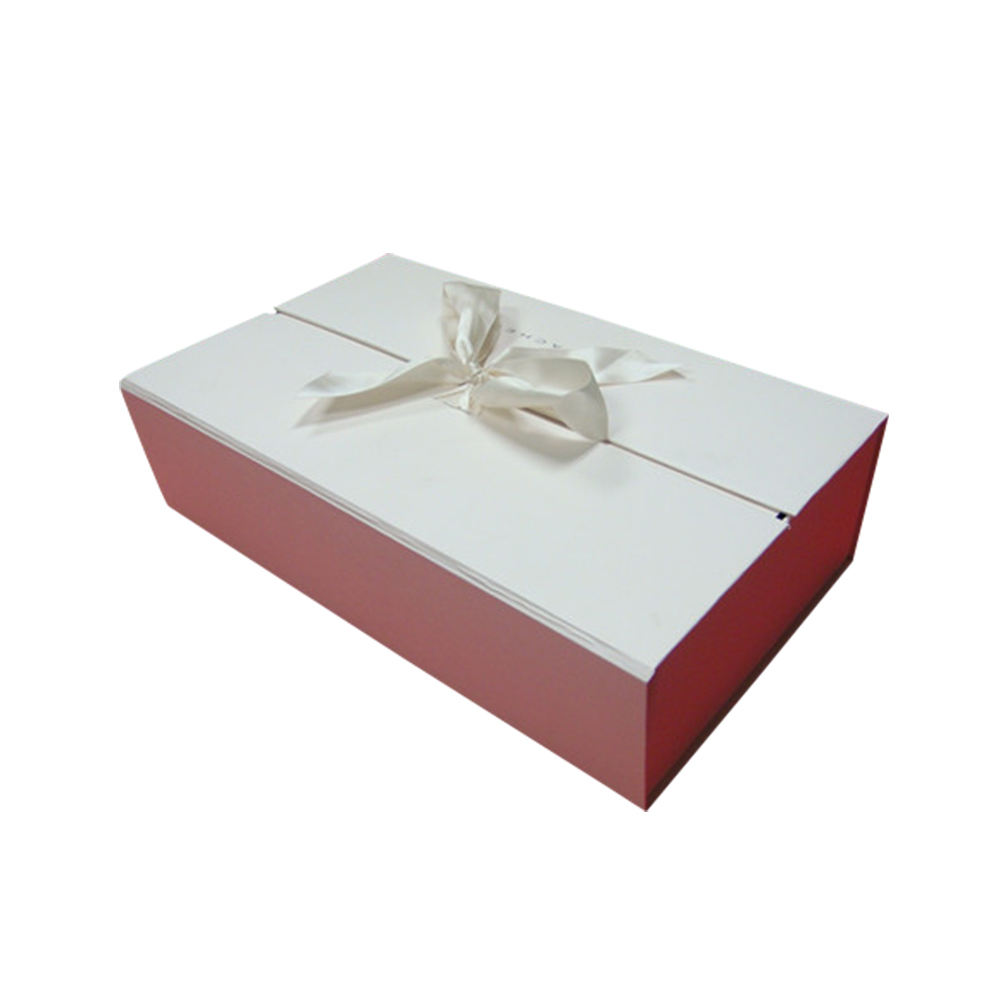 Luxury Gift Packaging Paper Dress Box for Wedding