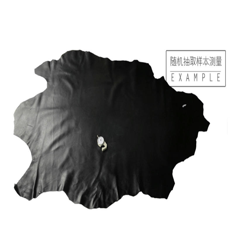 High quality low price stocklots material genuine sheepskin leather