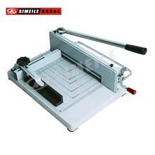 40Mm Thickness Paper Cutting Machine Machinery Heavy Duty 858-A4 Guillotine Paper Cutter