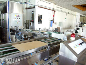 kehua Electric Or Gas Power Source Biscuit Wafer Bakery Equipment/Electrical Wafer Production Line Manufacturer