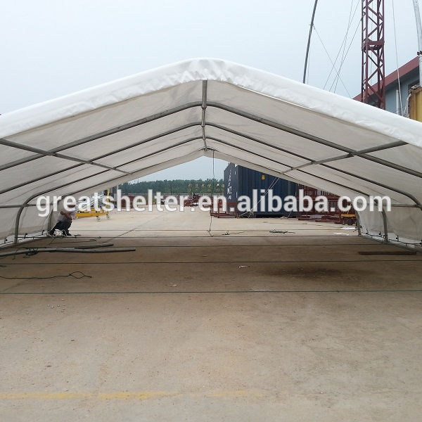 Steel Frame Nissan Navara Car Parking Canopy