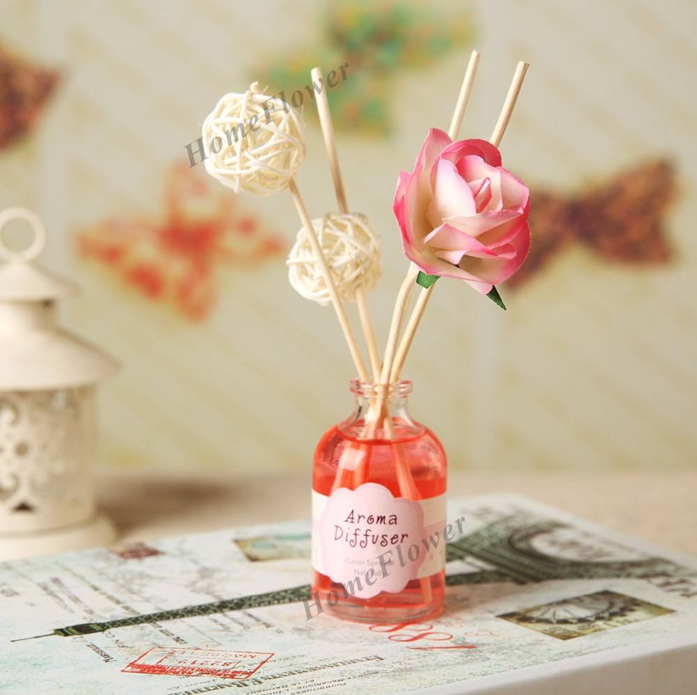 Wholesale Cheap Aroma Rose Reed Stick Fragrant Reed Diffuser