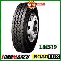 LONGMARCH 11R22.5 315/80r22.5 13r22.5 used truck tires populaire en cameroun d'ouest scrap dealer