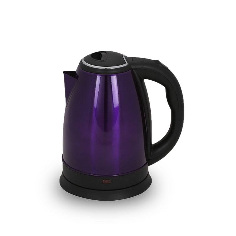 Wholesale household good polish stainless steel electric kettle