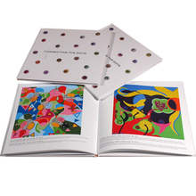 High quality story children's picture book printing