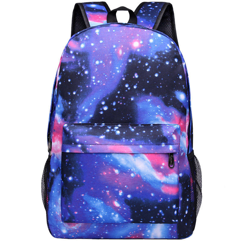 Hot Deal [ Bag Kid ] 2019 New Customized Stylish Funny Pink Teenager Book Bag Different School Bag Backpack For Kid Girl Model