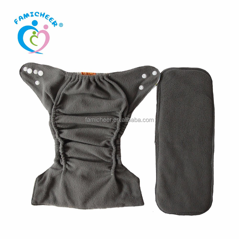Pocket Wholesale Charcoal Bamboo Inner Cloth Nappy