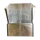 Foil bubble/epe foam insulated thermal pallet covers