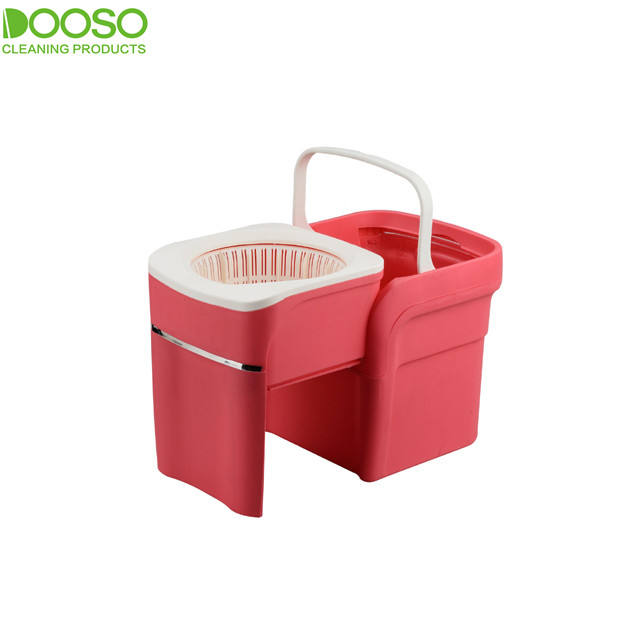 360 Degree Foldable 통 Save Space Cost Spin Easy Mop