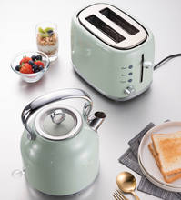 2019 Newest Multifunction Kitchen Small Appliances Electric Kettle And Toaster Set