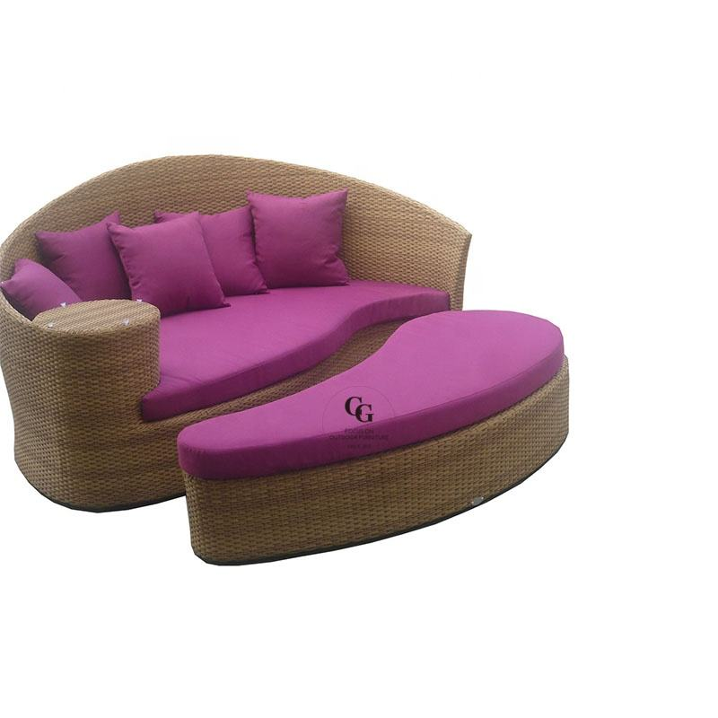 Furniture Company Luxury Lounge Set Rattan Indoor Furniture Woven Furniture Rattan Roll