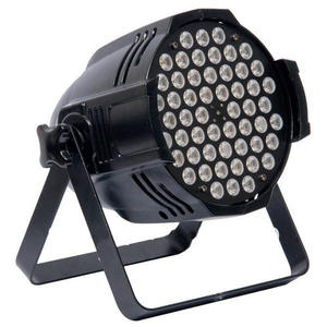 โรงงาน supply 54 pcs 3in1 Rgb Led Par Can/led Stage Light