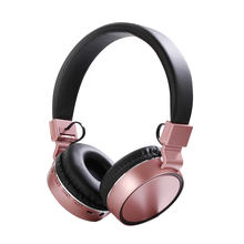 2019 Super Bass  oem wireless earphone   Stereo Wireless Headphones   good sound wireless headband headset