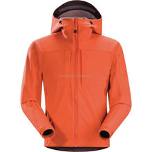 Outdoor hiking wears,hot sale softshell jacket for outdoor and leisure wear