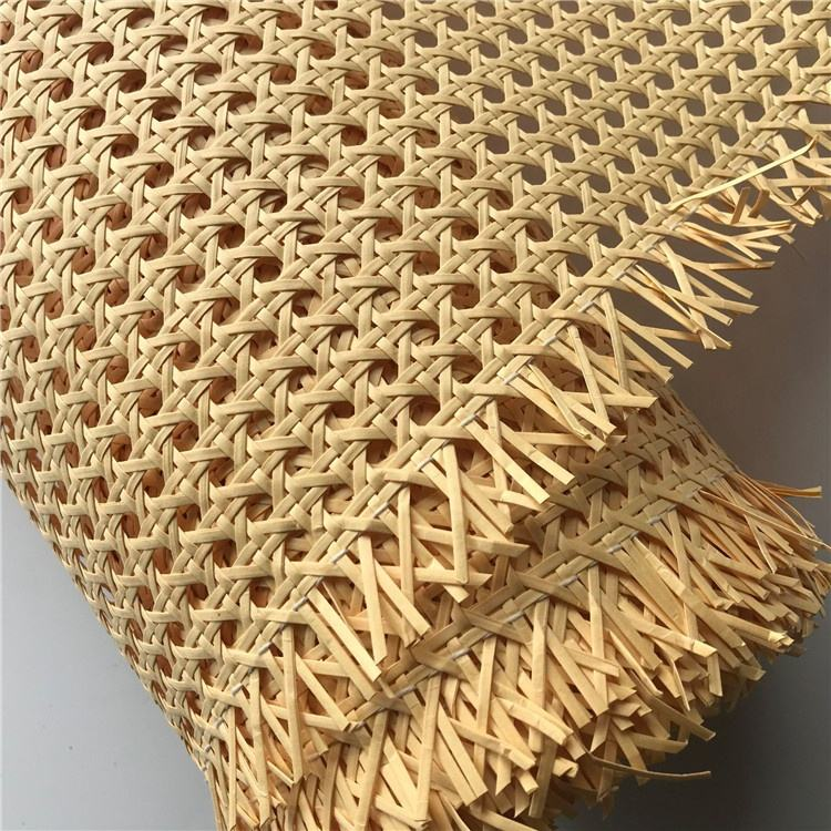 factory wholesale cheap eco friendly paper rattan webbing for furniture used