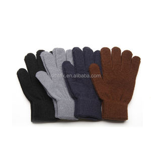 2020 Winter cheap customized promotional magic gloves