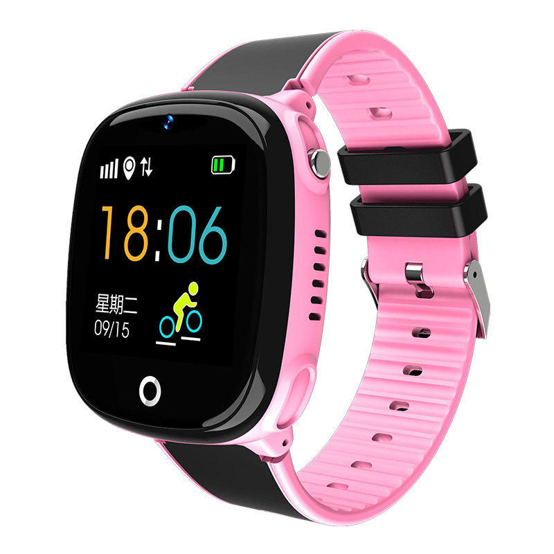 2020 New product kids smart watch HW11 with IP67 waterproof Anti-Lost SOS gps tracking Smart watch phone for children