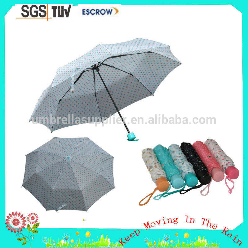 Prix bas dernières fluorescente. bord parapluie fois