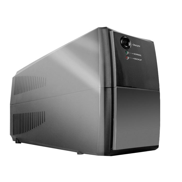 650va Offline Ups For Computer With Avr Function Uninterrupted Power Supply