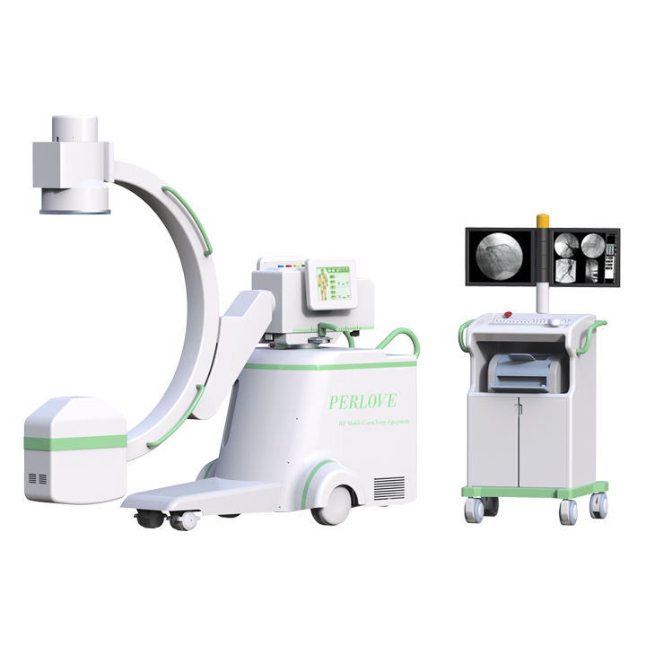 Portable Digital Fluoroscopy C-arm X-ray Machine PLX7000C