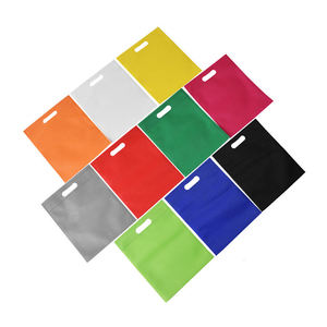 Wholesale promotional cheap high quality waterproof d cut non-woven bags