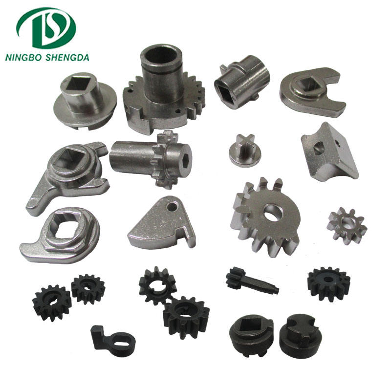 customized aluminium alloy metal metallurgy machinery PM MIM sintered mold parts powder metallurgy components spare parts