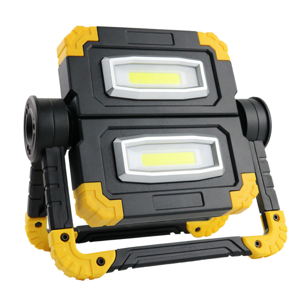 NEW Portable Cordless work light Flood lights Outdoor Waterproof LED Flood Lights for Car Garage