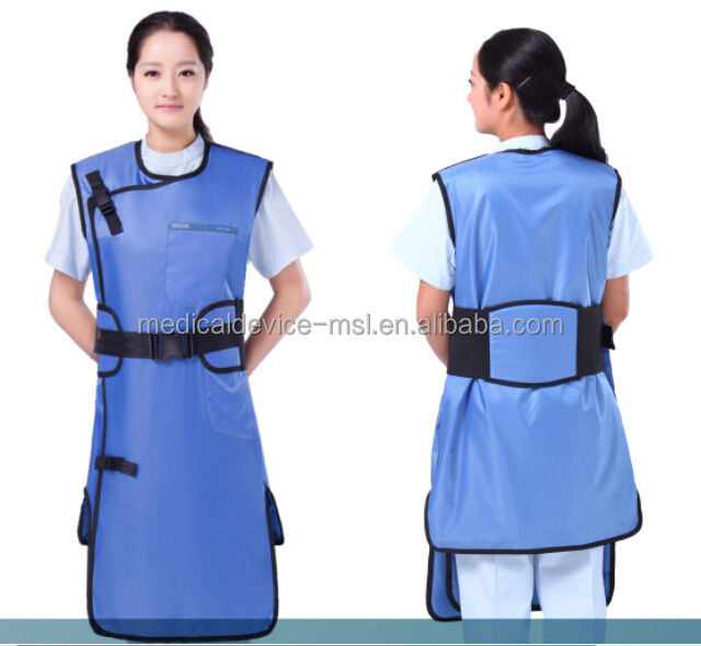 MSL003R Radiation Protection Lead Suit/X-ray Protection Lead Apron/Protective Lead Jacket for Radiology Room with Best Price