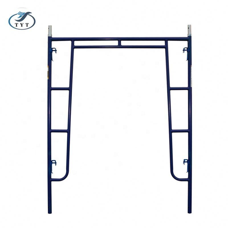 steel walk scaffolding material frame system company