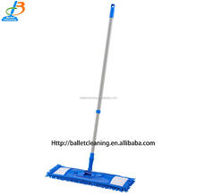 40cm chenille flat mop microfiber mop dust mop cleaning metal handle Plastic frame motorcycle auto spare parts car
