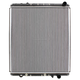 tractor parts aluminum truck radiator for Freightliner Columbia Cascadia Models 1A0201190020 3E0118600004 3S0581790002