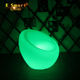 most popular led garden stool & different size led cube/apple chair