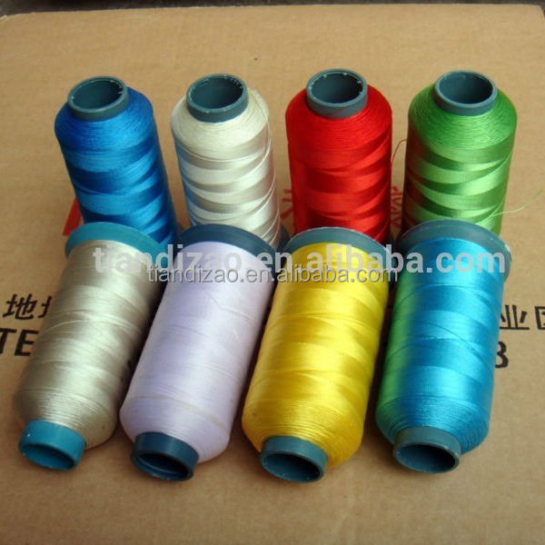 Meta/Para Aramid sewing thread