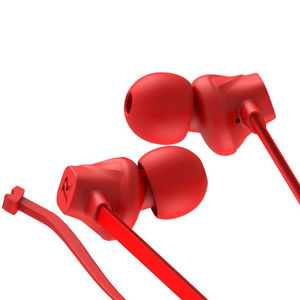 15 hours play time CSR 5.0 Mini in Ear Headphones 3D Stereo Sound, IPX5 Sports Earphones